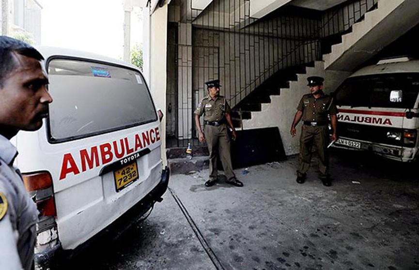 Новый взрыв произошёл на Шри-Ланке