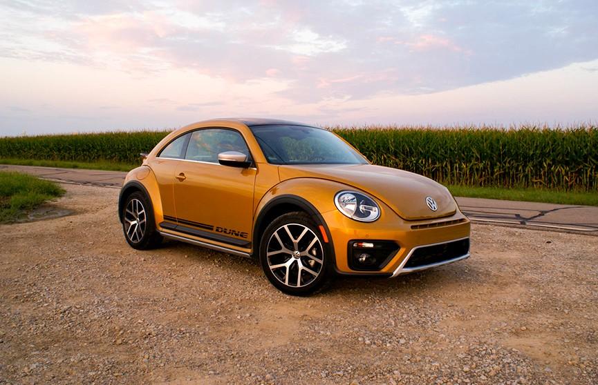 Конец эпохи: Volkswagen официально завершила производство «Жука»