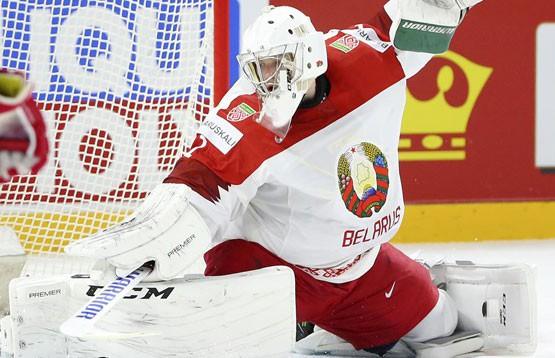 Сборная Беларуси по хоккею продолжает подготовку к чемпионату миру в первом дивизионе