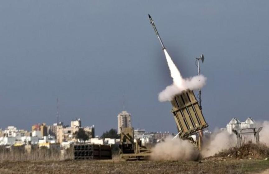 Сектор Газа выпустил две ракеты по Тель-Авиву. Израиль ответил на удары