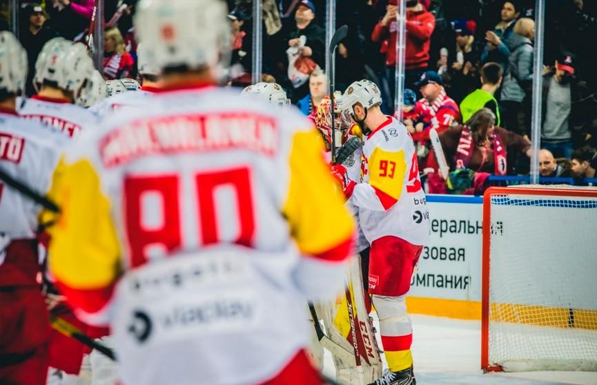 Финский «Йокерит» отказался от дальнейшего участия в плей-офф КХЛ из-за ситуации с коронавирусом