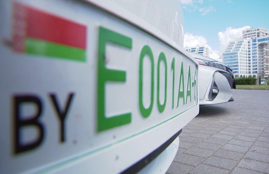 Зеленые номера для электромобилей стали выдавать в Беларуси. Какие ещё бонусы ждут владельцев экотранспорта?