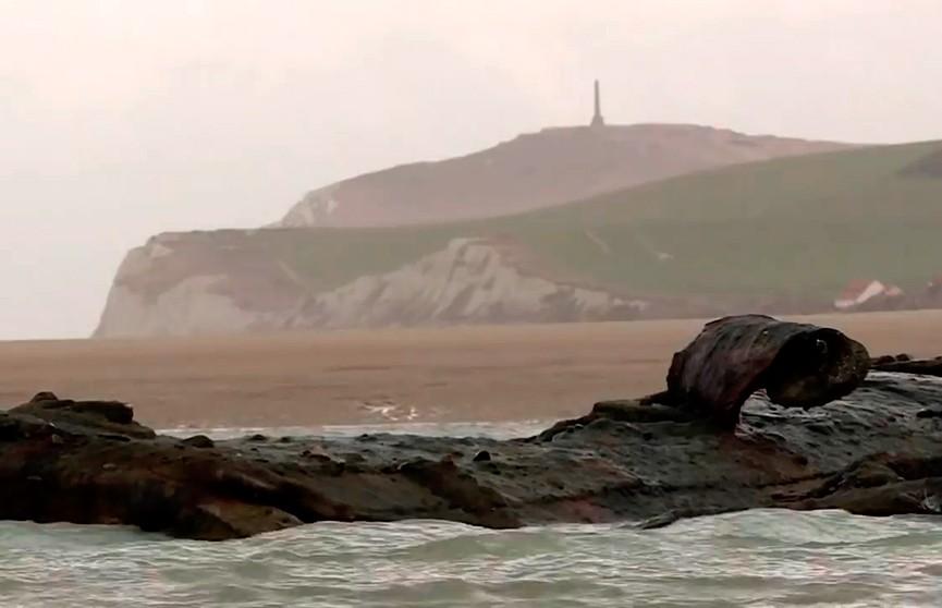 Подлодку времён Первой мировой войны нашли у берегов Франции
