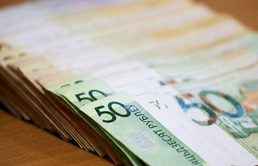 Названа средняя зарплата белорусов в октябре