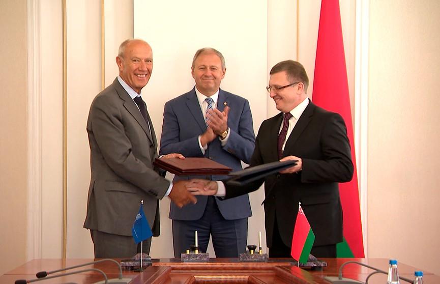Беларусь заинтересована в развитии сети центров поддержки технологий и инноваций с участием Всемирной организации интеллектуальной собственности