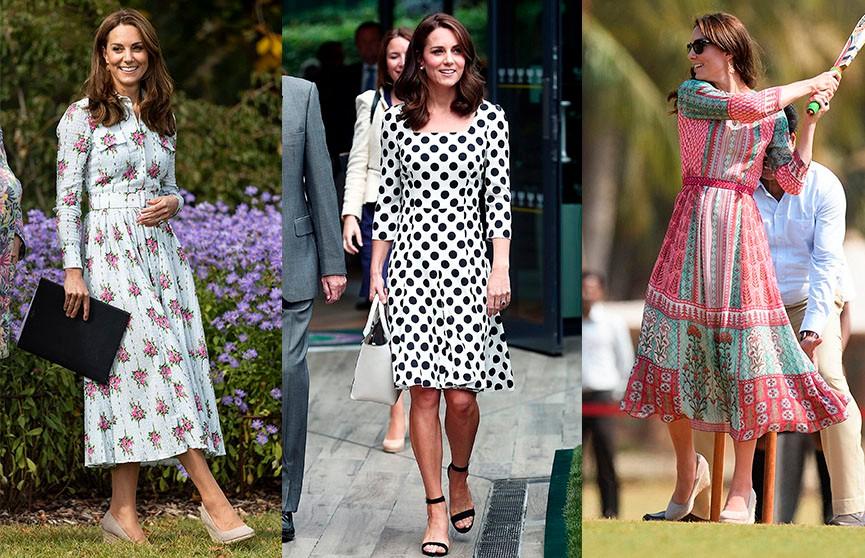 12 незаменимых вещей для летнего гардероба по версии Кейт Миддлтон