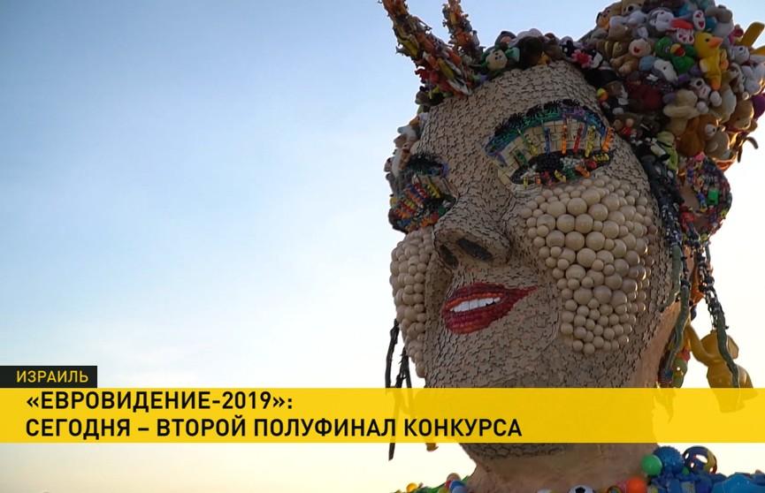 Второй полуфинал «Евровидения-2019». ЗЕНА уже прошла. Болеем за Лазарева