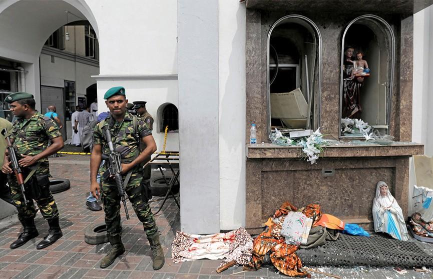 На Шри-Ланке прогремели ещё три взрыва