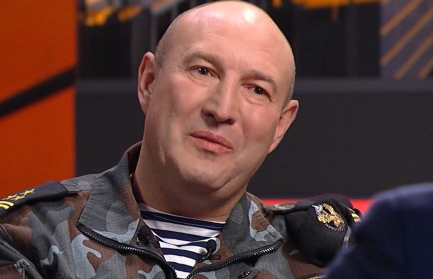 Командир минского ОМОНа Дмитрий Балаба ответил на обвинения  в чрезмерном применении силы во время протестов