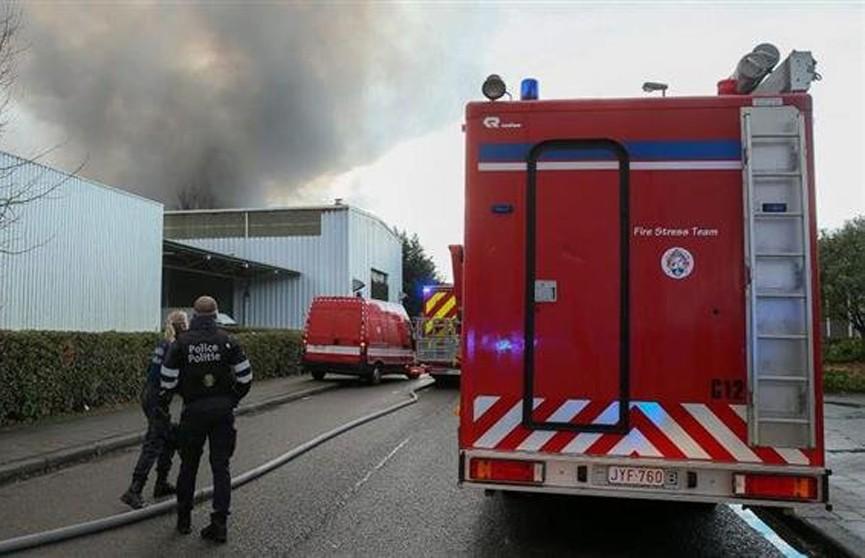 В Бельгии устранили утечку газа после взрыва на химическом заводе