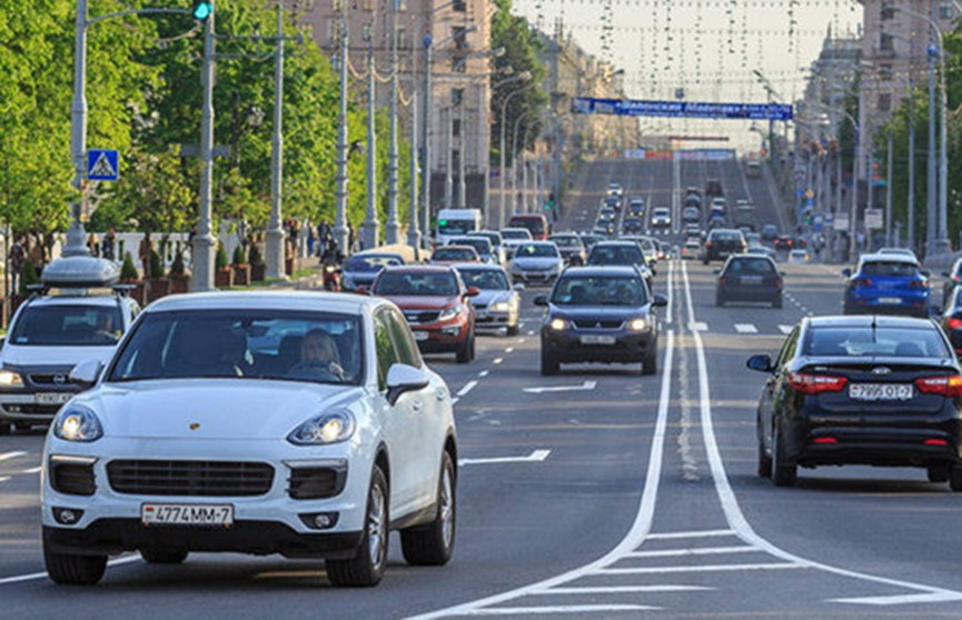 ГАИ усиливает контроль на дорогах Беларуси из-за начала учебного года