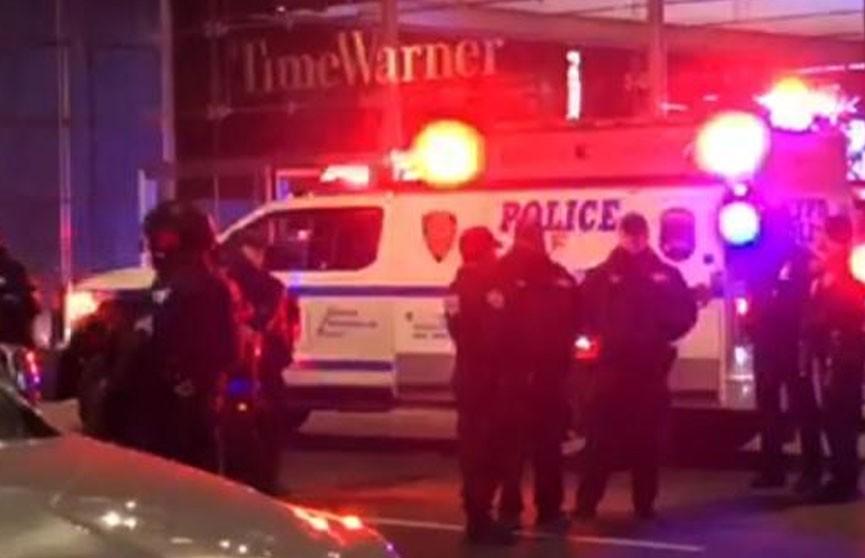 Редакцию CNN эвакуировали из-за сообщения о бомбе