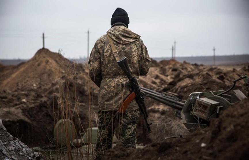 На Донбассе объявлено «новогоднее перемирие»