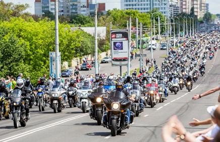 Международный байк-фестиваль пройдёт в Бресте 24-26 мая