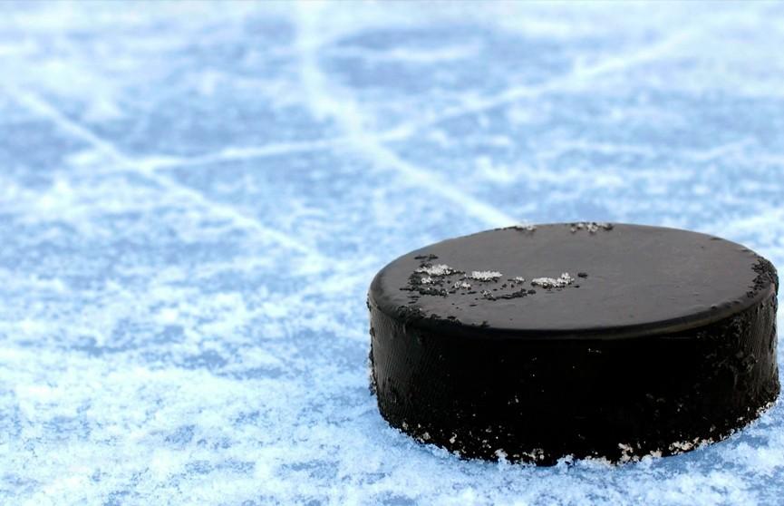 Хоккеисты сборной Беларуси уступили олимпийской сборной России