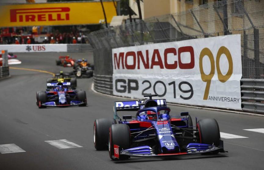 Хэмилтон выиграл Гран-при Монако в «Формуле-1»