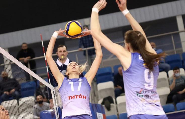 Волейболистки «Минчанки» одержали победу над «Липецком» в матче российской Суперлиги