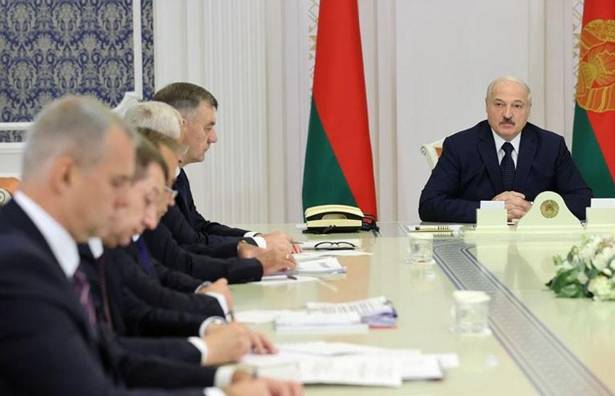 Лукашенко: стабильная работа промышленности – краеугольный камень экономики страны