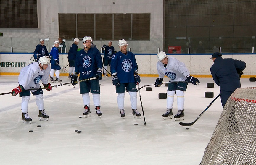 Хоккейный клуб «Динамо-Минск» примет участие в Кубке Губернатора в Нижнем Новгороде