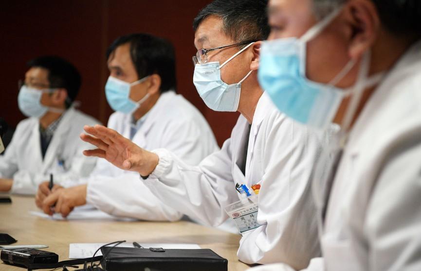 Китай направит в Беларусь группу медицинских экспертов
