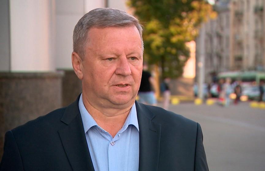 Декан ФМО БГУ Виктор Шадурский: «Минск является самой удобной площадкой для переговоров»