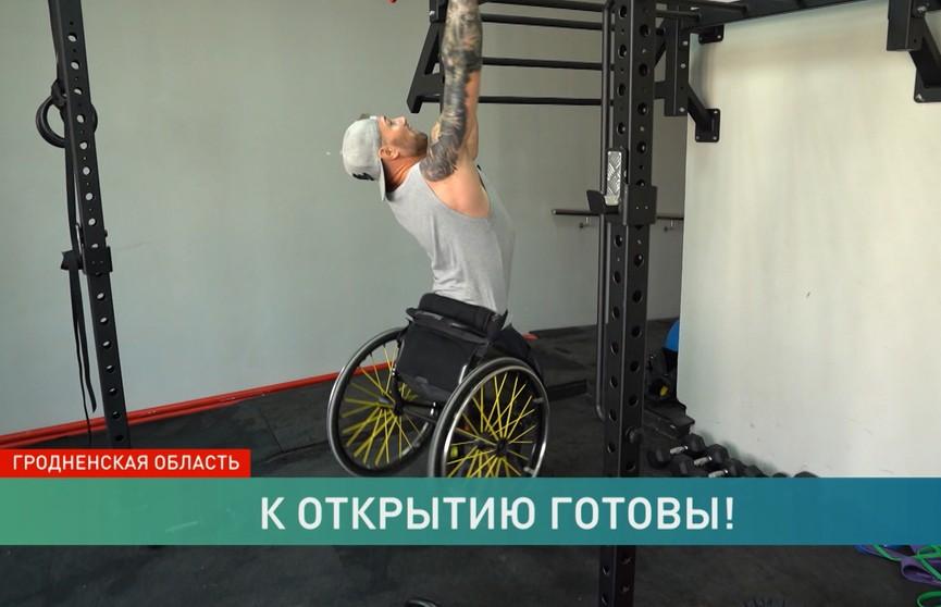 Границы только в голове: в Беларуси откроется первый инклюзивный зал для кроссфита