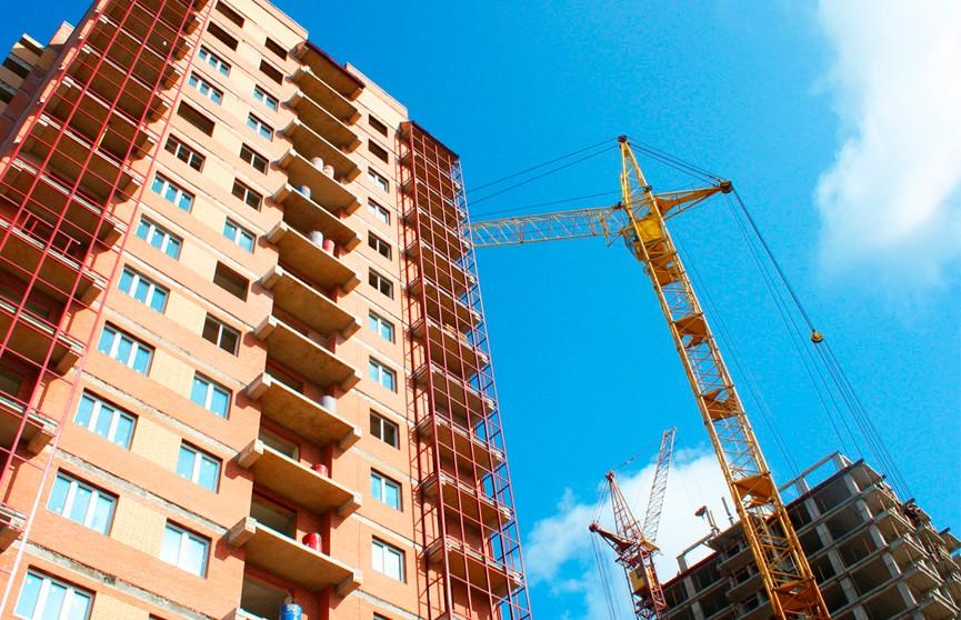 В Беларуси в 2019 году построят 4 миллиона квадратных метров жилья