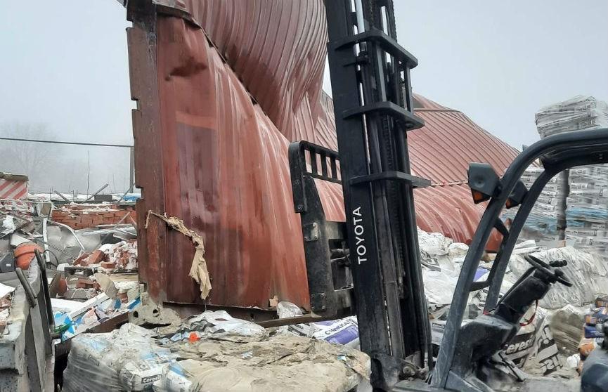 Взрыв на ул. Скрыганова – Бирюзова в Минске: в МЧС рассказали, что это было (ФОТО)