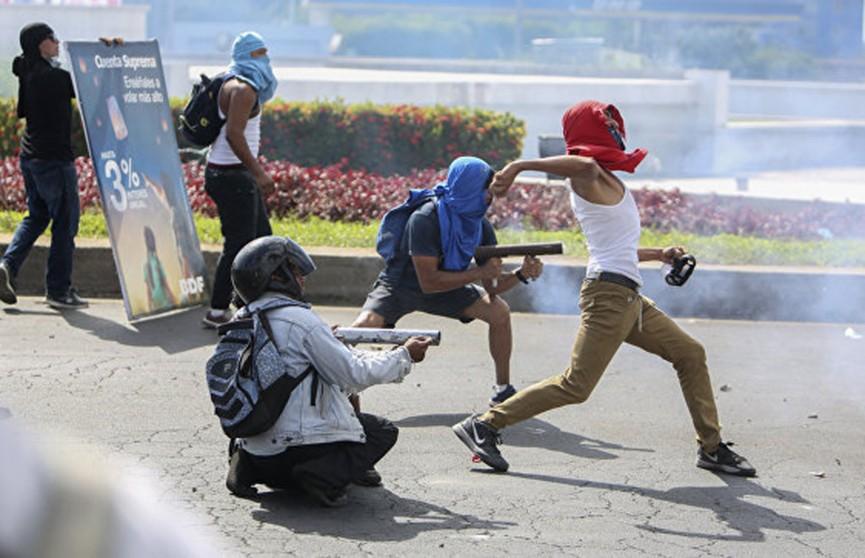 Жертвами уличных протестов в Никарагуа стали более 480 человек