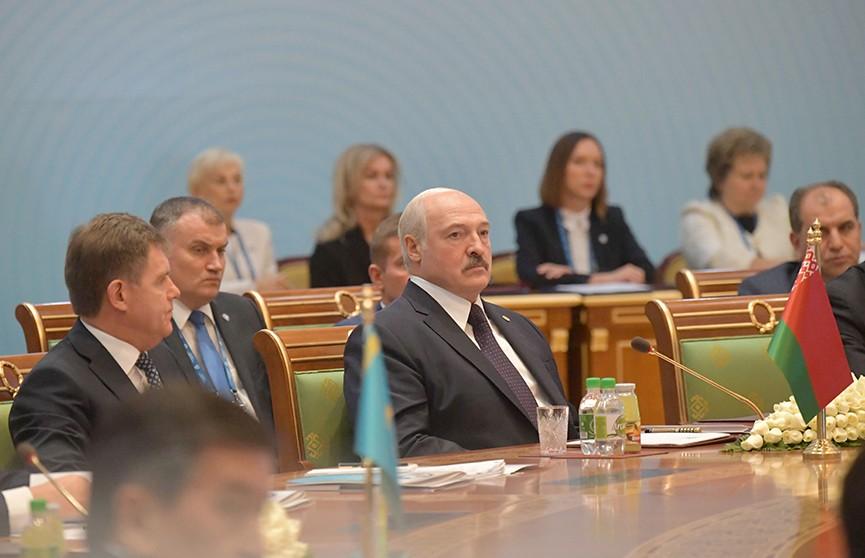Экономическое сотрудничество, цифровая безопасность и контроль над вооружениями. Что обсуждалось на полях саммита СНГ?