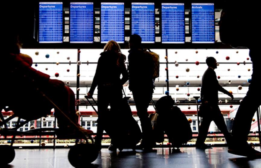 Из-за непогоды в США отменили почти 2,8 тыс. рейсов