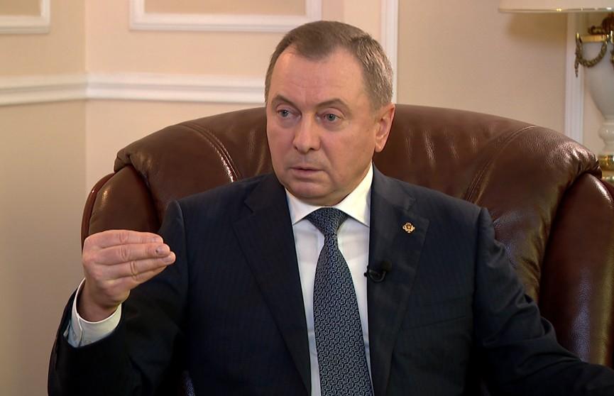 Владимир Макей – о «говорящих головах без мозгов» и отсутствии ответственности у западных политиков
