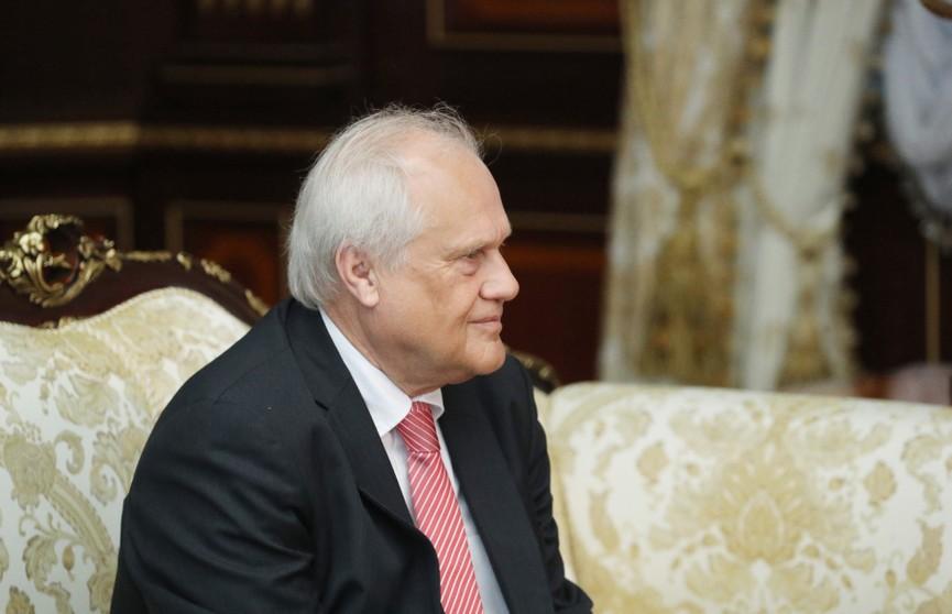 Все белорусы привержены миру в Украине. Итоги встречи Лукашенко и Сайдика