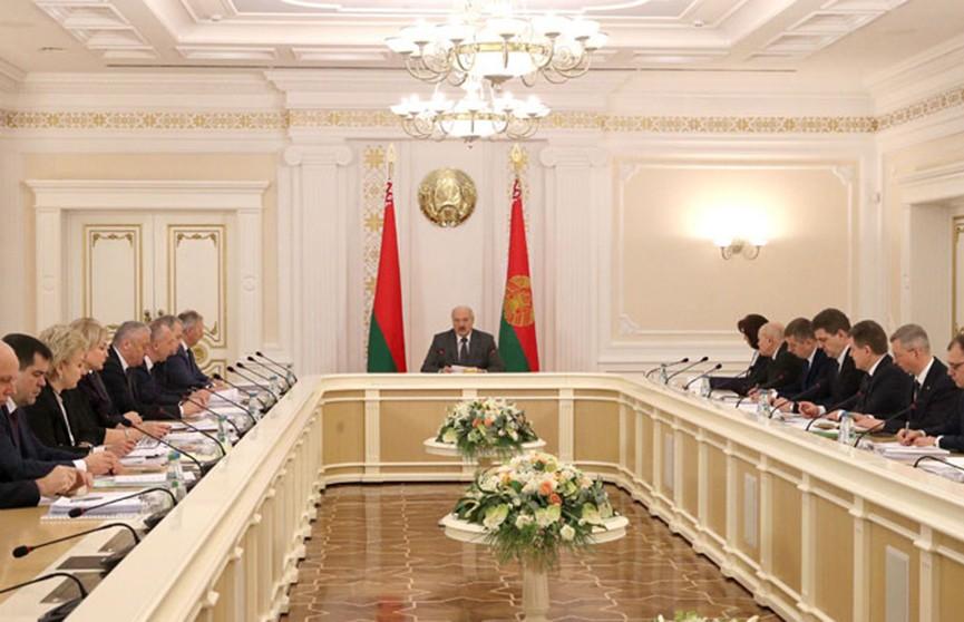 Лукашенко: Отдадим строить жилье тем, кто хочет строить с рентабельностью 5%, меньшими затратами, более низкими ценами