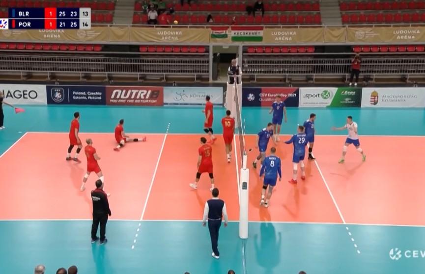 Прошла жеребьевка финальной части чемпионата Европы-2021 по волейболу: с кем будет состязаться сборная Беларуси