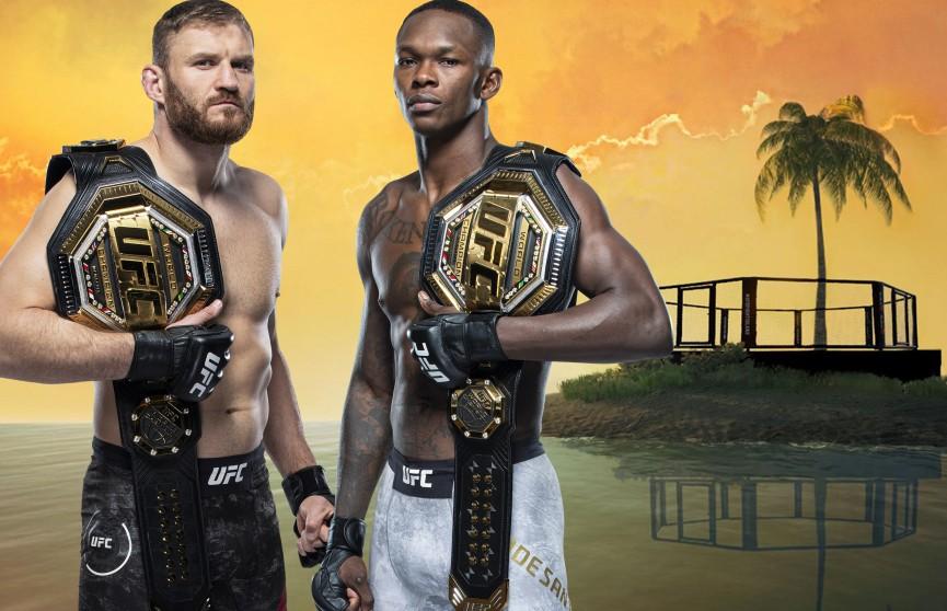 UFC 259: Ян Блахович нанес Исраэлю Адесанье первое поражение в карьере