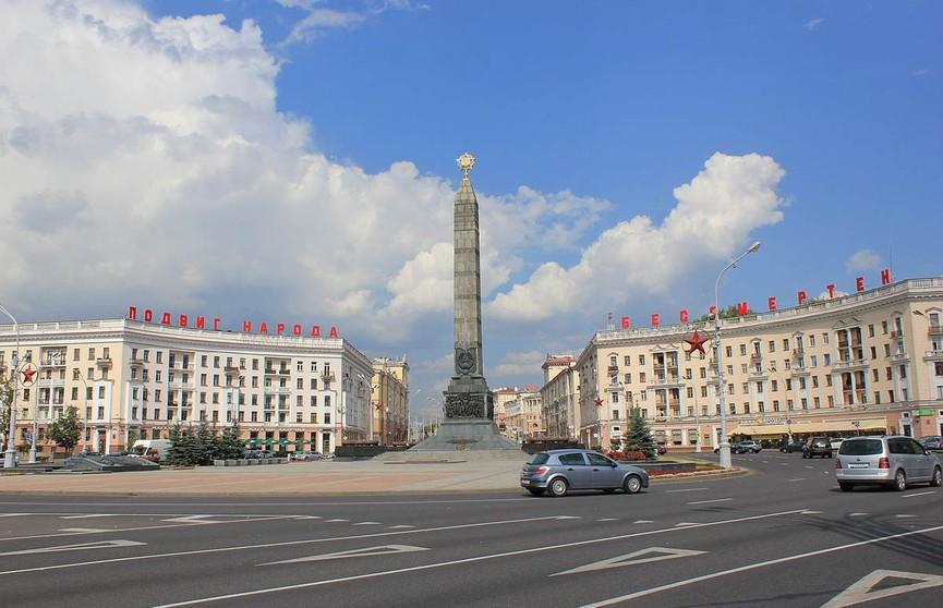 8 мая движение в районе площади Победы будет ограничено