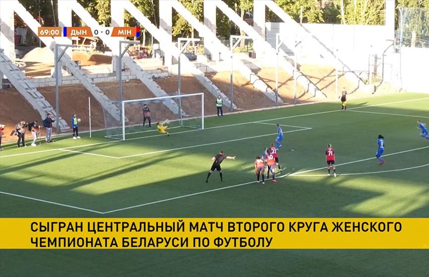 Действующий чемпион «Минск»  проиграл «Динамо-БГУФК»