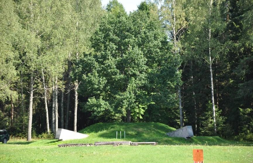 «Курган Дружбы» собирает ветеранов войны и молодежь Беларуси, России и Латвии