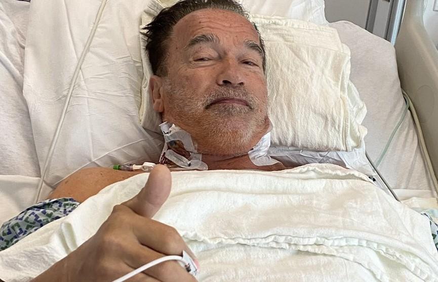 Арнольд Шварценеггер перенес операцию на сердце
