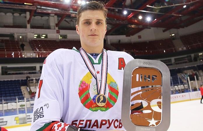 Состав сборной Беларуси по хоккею укомплектован: последнюю свободную вакансию занял Алексей Протас