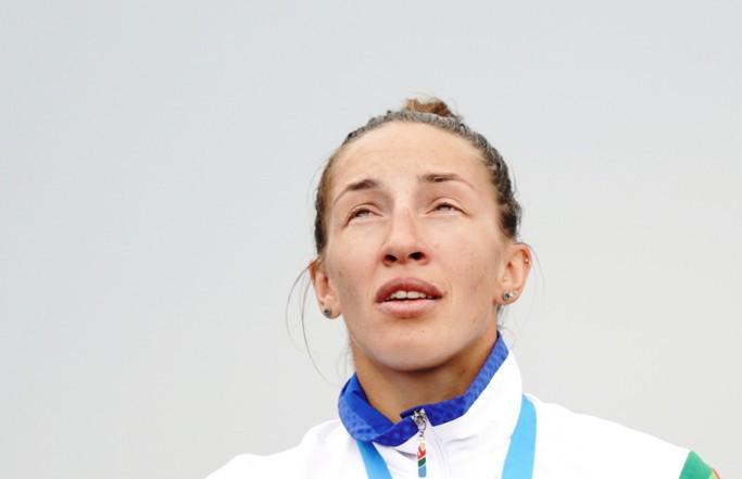 Ольга Худенко взяла серебро на ЧМ по гребле на байдарках и каноэ
