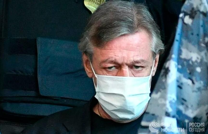 Ефремов признан виновным в смертельном ДТП