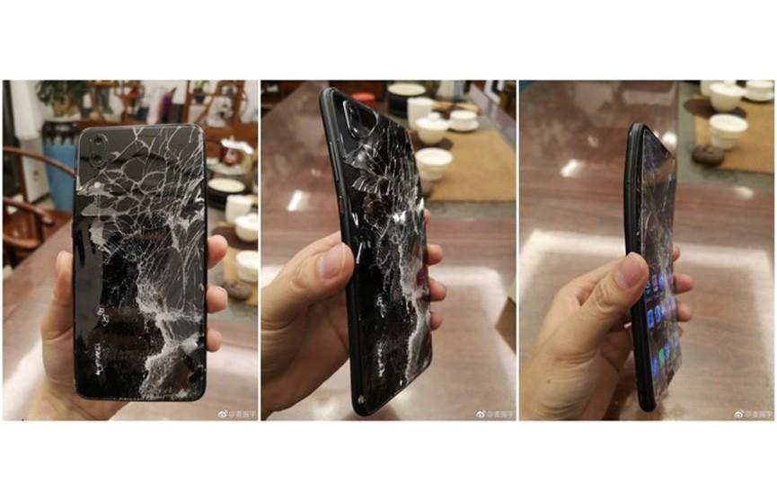 Huawei P20 пролетел 21 этаж и «выжил»