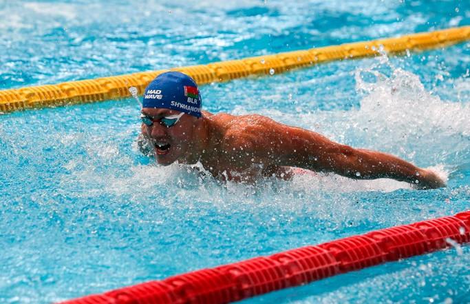 Илья Шиманович завоевал серебро на дистанции 50 м брассом
