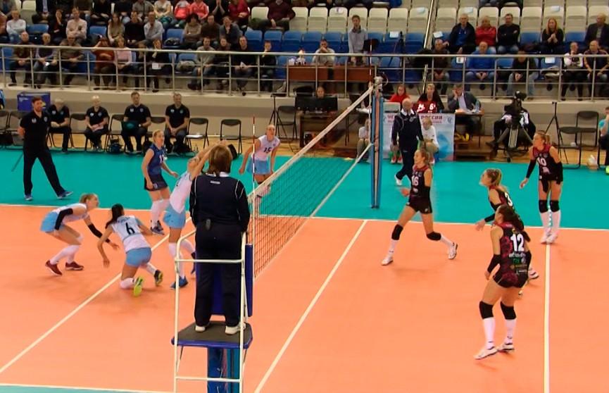 «Минчанка» завоевала бронзу международного турнира по волейболу в Польше