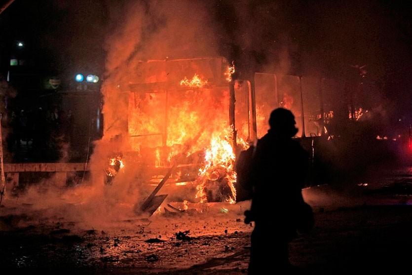 18 человек стали жертвами беспорядков в Чили