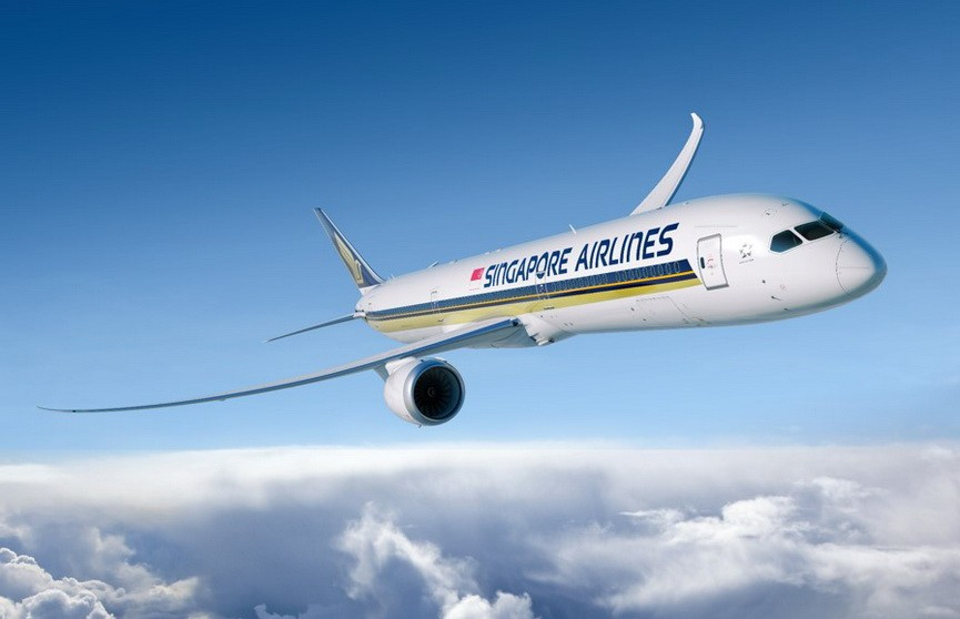 Сингапурский пассажирский самолёт совершил самый длинный перелёт в истории