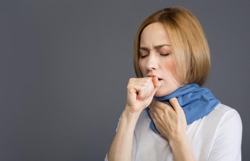 Беспричинные приступы кашля могут указывать на наличие тяжёлого заболевания