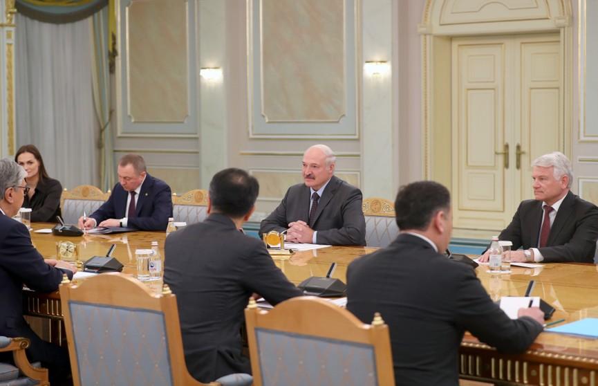 Александр Лукашенко: Беларусь и Казахстан могут серьёзно продвинуться в развитии сотрудничества